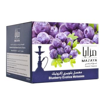Mazaya Blueberry Exotica Flavor 1 kg