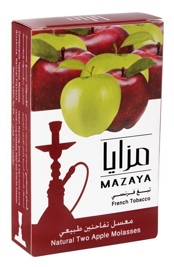 Mazaya molasses Tow Apple 500 g