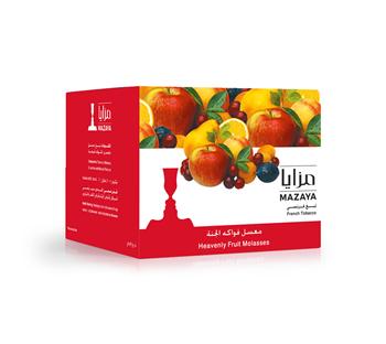 معسل مزايا نكهة فواكه الجنة 1 كيلو